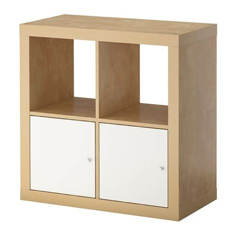 mobili betulla expedit combinazione di mobili betulla bianco ikea