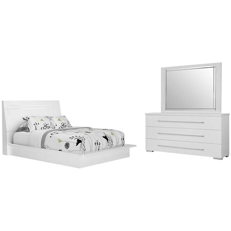 white platform bed city furniture dimora3 white wood platform bed