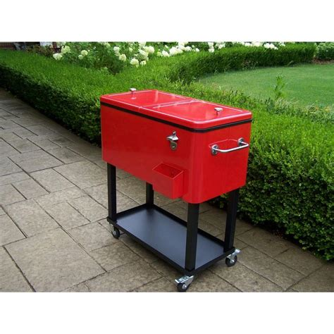Patio Carts With Wheels by Patio Patio Cooler Cart For Outdoor Tools Ideas