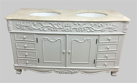 bespoke bowl vanity unit with solid marble top