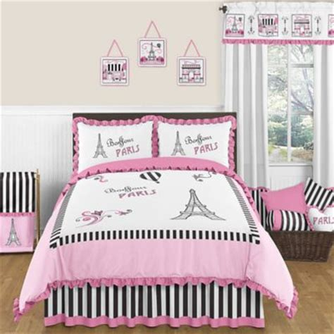 bed bath and beyond paris bedding sweet jojo designs paris bedding collection bed bath