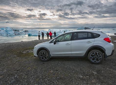 Subaru Rental by Rent A Subaru Xv 4x4 Automatic 2015 In Iceland