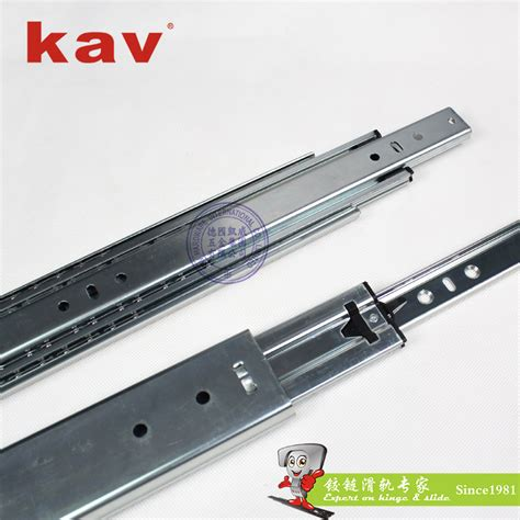 Industrial Drawer Slides by 53mm Width Extension Industrial Drawer Slides H530 4