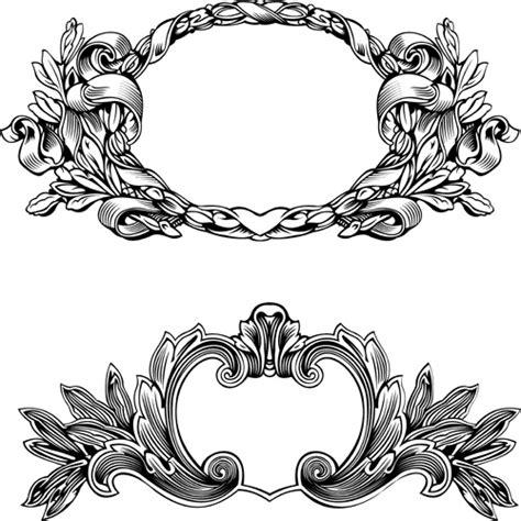 vector pattern frames cdr vintage frame eps free vector download 179 969 free