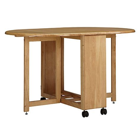 Drop Leaf Table And Folding Chairs Buy Lewis Butterfly Drop Leaf Folding Dining Table And Four Chairs Lewis