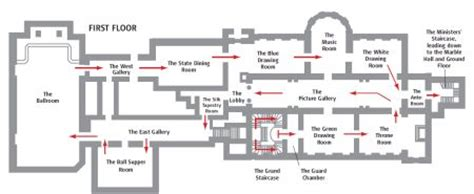 buckingham palace floor plan houses of state buckingham palace