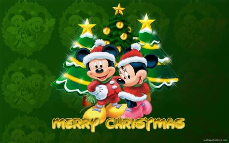 mickey mouse merry christmas wallpaper pictures   images  facebook tumblr