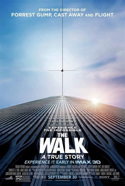 film walk the walk movie 2 vertigo inducing posters teaser trailer