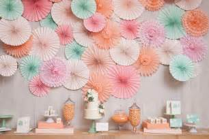 backdrop paper brunch with minted the sweetest occasion