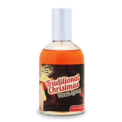 traditional christmas room spray
