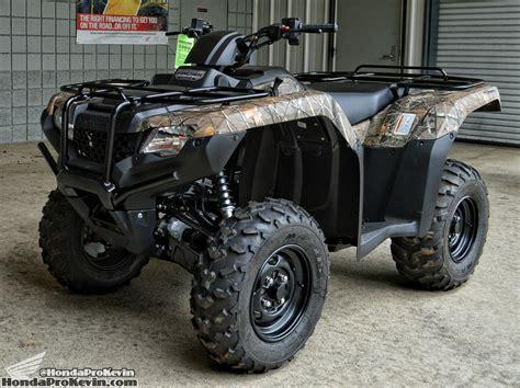 Honda Rancher by Honda Foreman Vs Rancher Autos Post