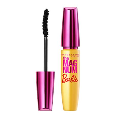 Maybelline Mascara Berbie maybelline magnum mascara reviews