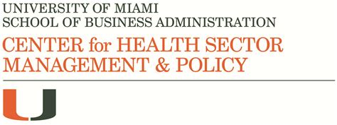 Miami Healthcare Mba by Of Miami Bahm