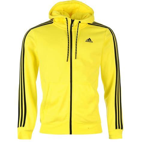 Jaket Hoodie Sweater Zipper Adidas 32 adidas 3 stripe zip hoody ls hooded hoodie casual