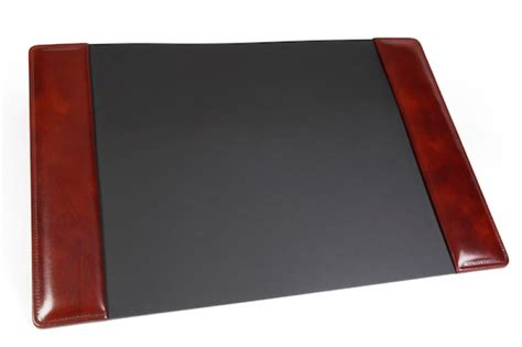 Desk Pad desk pad 18 x 27 leather bosca