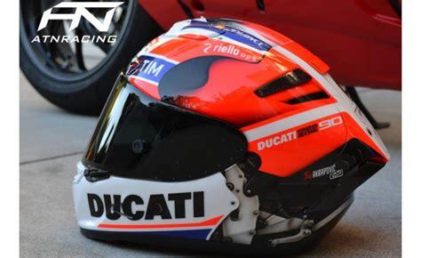 Anton Ducati Helmet feature   Motorcycle.com