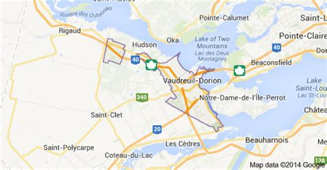 terrasse vaudreuil map my view of montreal