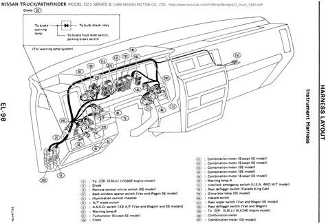 Nissan D21 Engine Diagram Wiring Library