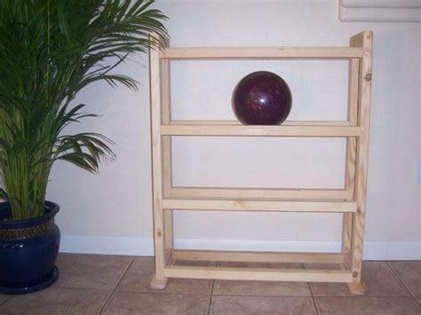 Bowling Pin Rack by Bowling Rack Holds 12 Bowling Balls
