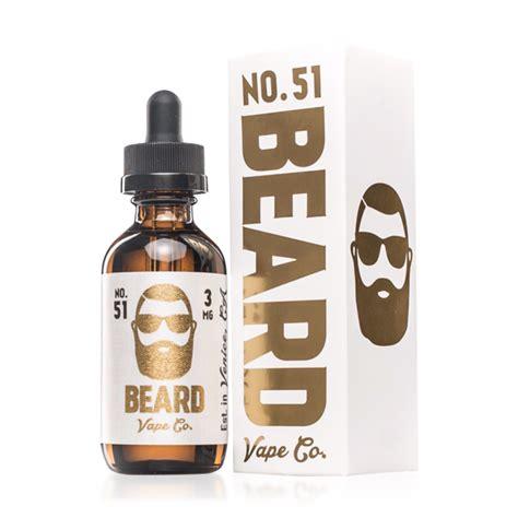 Beard Vape Co Usa 60ml 3mg Beard Vape Co No 51 60ml 85vg Go E Vape
