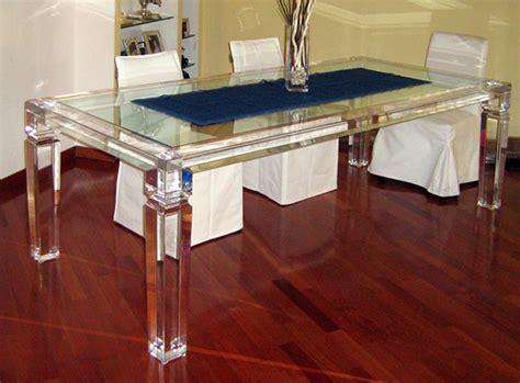 tavoli plexiglass roma tavoli da pranzo poliedrica s r l arredamento e