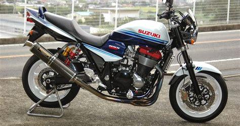 Suzuki 1400 Gsx Planet Japan Suzuki Gsx 1400 By Kaminari Racing