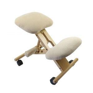 chaise assis genoux si 232 ge ergonomique assis genoux vivre mieux la boutique