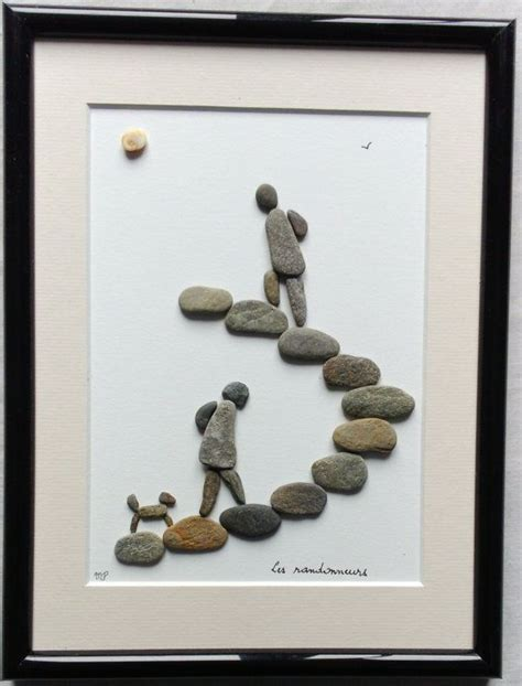 rock crafts for 17 best ideas about on pebble