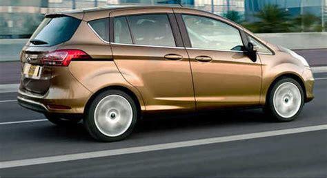 ford b max al volante al volante di b max funzionalit 224 sicurezza ed efficienza