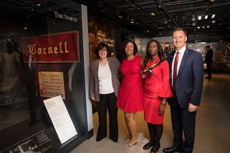 Cornell Mba Washington Dc by Cornellians Gather At Dc S American History Museum