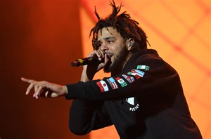 J Cole Songs by The Meadows Music Amp Arts Festival Day 1 Highlights J