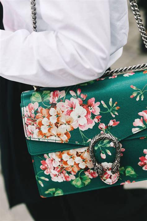 Tas Wanita Import Motif Bunga Flower Bag Fashion Handbag Hb1584 11 model tas motif bunga wanita tercakep cuakep