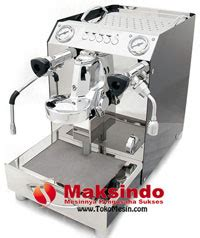 Mesin Kopi Piston daftar lengkap mesin kopi terbaru usaha bisnis kopi toko
