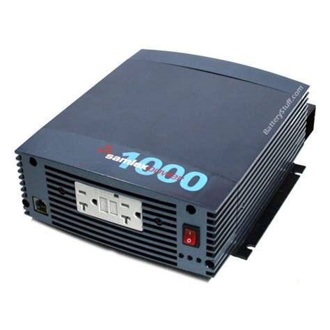 Power Inverter 1000 Watt samlex 12v 1000 watt sine wave inverter