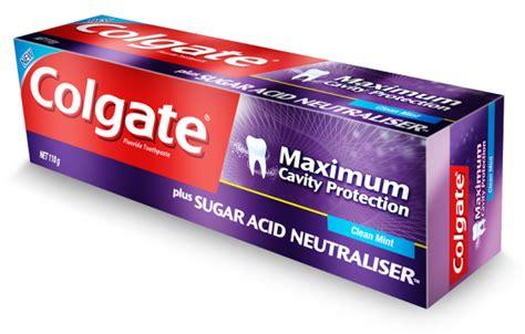 colgate  sugar acid neutraliser hilang masalah gusi