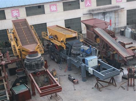 Mesin Bor Cina mesin mobile crushing plant mesintambang telp