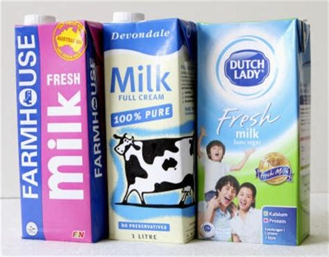 Extended Shelf Milk by Archives The