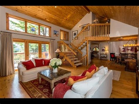 Leonard Lake Cottage For Sale by 1623 Houseys Rapids Road Bass Lake Home Cottage For S