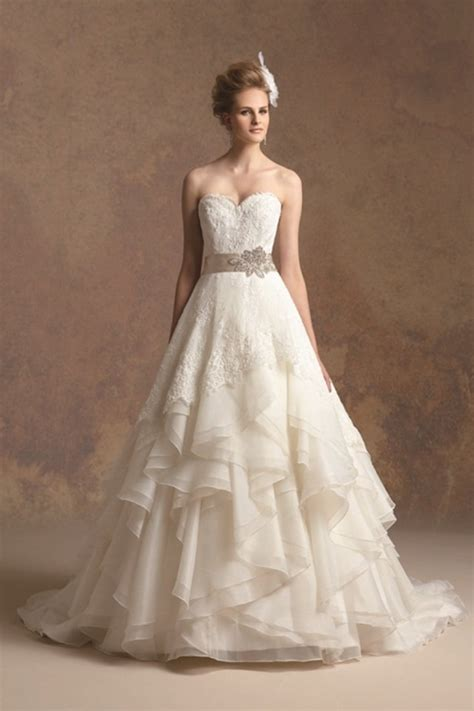 shabby chic of the dresses country chic wedding dress