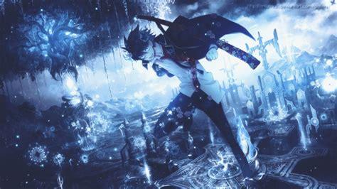 anime wallpaper blue exorcist blue exorcist full hd wallpaper and background image