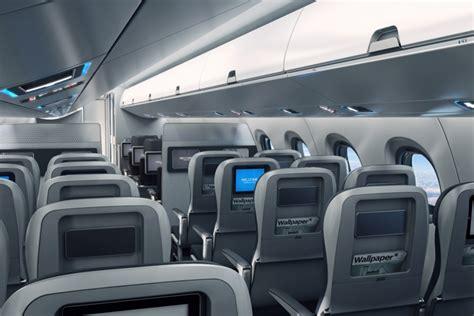 Embraer 195 Interior by Defesanet Fia Riat Fia Embraer E2 Apresentado O Interior Da Cabine De Passageiros