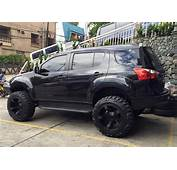 This Isuzu MU X From Philippines Is Out There To Kill