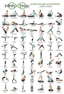 Chair Exercises With Resistance Bands 25 Great Ideas About Yoga Strap On Pinterest
