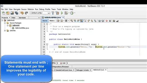 youtube tutorial java programming learn programming in java lesson 01 java programming