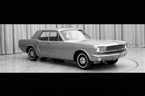 2015 4 Door Mustang by Four Door 2015 Ford Mustang Rendered Digital Trends