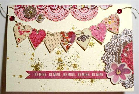 valentines scrapbook card scrapbook s day