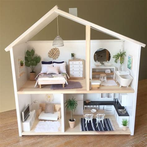 ikea wooden dolls house 1000 images about ikea flisat on pinterest black dots montessori and ikea