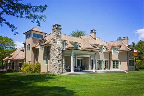 country exterior stokkers company custom home builders luxury homes