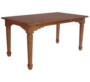 dining table southwestern dining table