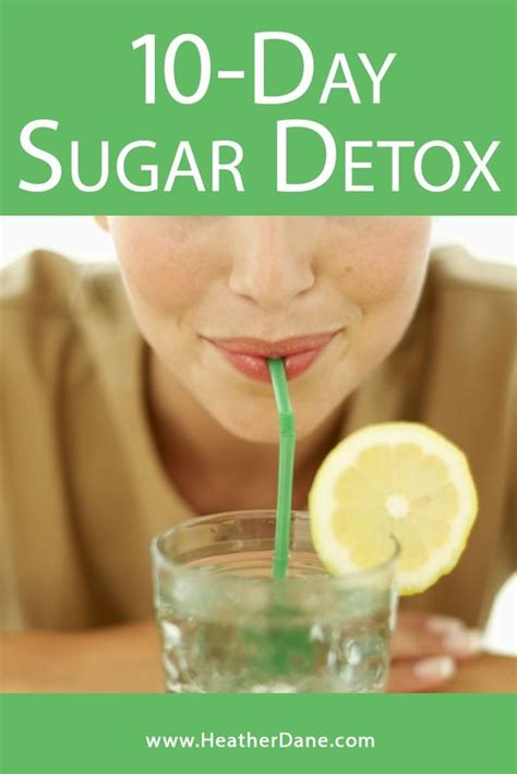 How To Detox From Sugar by 10 Day Sugar Detox Kitchen And Friends